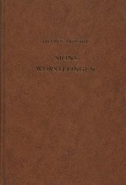 FRUYTIER, J. - Sions worstelingen