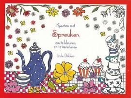 BIKKER, Linda - Kaarten met Spreuken