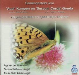 Asaf Kampen en Sursum Corda Gouda zingen psalmen en geestelijke liederen
