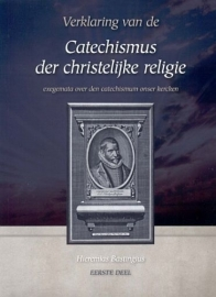 BASTINGIUS, Hieremias - Catechismus der christelijke religie 2 delen