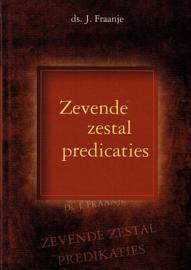 FRAANJE, J. - Zevende zestal predicaties