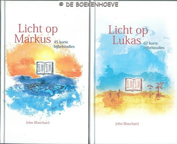 BLANCHARD, J. -  Voordeelpakket - Licht op Markus + Licht op Lukas