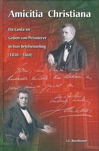 BARNHOORN, J.G. - Amicitia Christiana