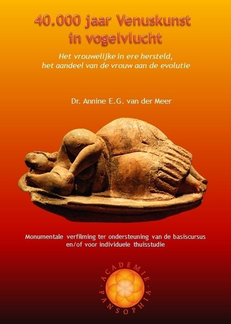 3 DVD-box  '40.000 jaar Venuskunst in vogelvlucht' (2016)