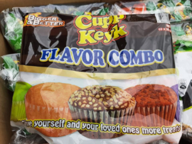 Combo / Cupp Keyk / 10 * 37 gram