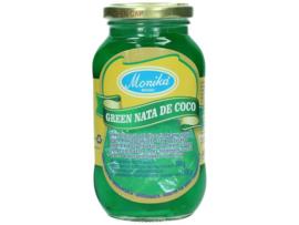 Nata de Coco Green / Monika / 340 gram