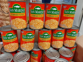 Corned Tuna / San Marino / 150 gram
