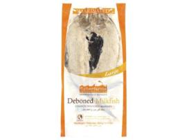 Milkfish deboned marinated / Fisher Farm / 400 gram