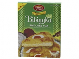 Bibingka Rice Cake Mix / White King / 500 gram