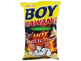 Hot Garlic / Boy Bawang / 100 gram