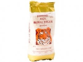 Jasmin Rice / Royal Tiger / 1 kilo (Cambodia)