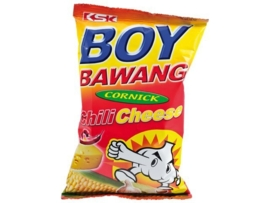Chili Cheese / Boy Bawang / 100 gram