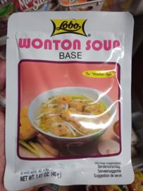 lobo wonton soup 40g