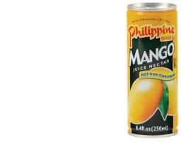 Mango Juice / Philippin Brand / 250 ml