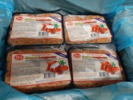 Chicken Longanisa Spicy / 500 gram