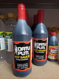 Soy Sauce / Datu Puti / 1 liter