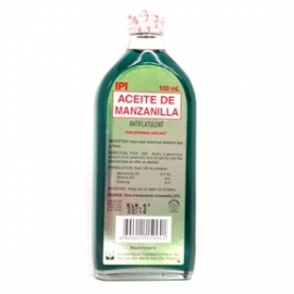 Aceite de Manzanilla / National / 120 ml