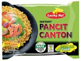 Pancit Canton Calamansi / Lucky Me / 60 gram