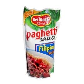 Spaghetti Sauce Filipino / Del Monte / 1 kilo