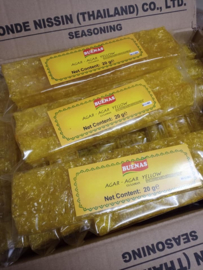Agar Agar Yellow / Pearl Delight / 2*10 gram