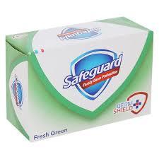 Green soap / Safeguard / 130 gram