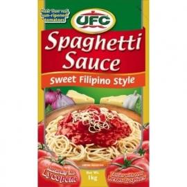 Spaghetti Sauce (Filipino Sweet Blend) / UFC / 1 Kilo
