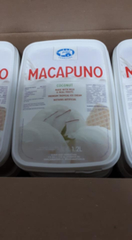 ice cream macapuno Primo 1200ml