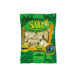 Steamed Sliced Saba / Golden Saba / 454 gram