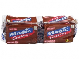 Chocolate Cream Cracker / Jack & Jill / 308 gram