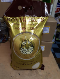 Rice / Royal Tiger Gold / 5 kilo