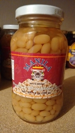 White Beans / Manila / 340 gram