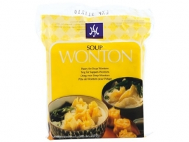 Wonton Wrappers / North South / 250 gram