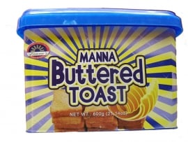 Buttered Toast / Laura's / 600 gram