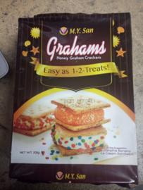 Honey Grahams / My San / 200 gram