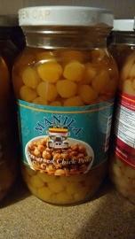 Chickpeas / Manila / 340 gram (Garbanzos)
