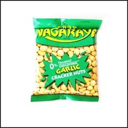 Garlic Nuts / Nagaraya / 160 gram