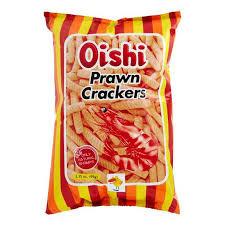 Prawn Crackers Original / Oishi / 95 gram