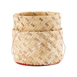 Bamboo Basket / 13 cm
