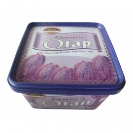 Otap Biscuits Ube / Laura's / 600 gram