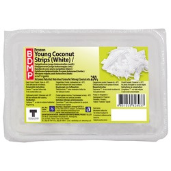 Young Coconut strips / BDMP / 250 gram