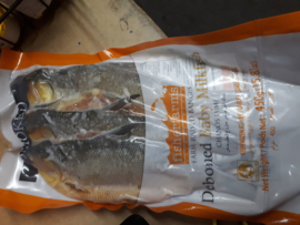 Smoked Baby Milkfish / Fisher Farms / 450 gram