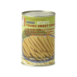 Young Sweet Corn / Chaokoh / 425 gram