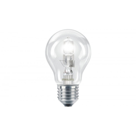 Eco Classic halogeen lamp 42W 230V helder E27 (Peer)
