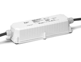 Waterdichte LED driver Vossloh-Schwabe IP67,  0-130W, 24V DC, VS art. 186133