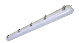 Waterdicht (IP65) LED armatuur 50W (2x58W TL) L. 1563mm