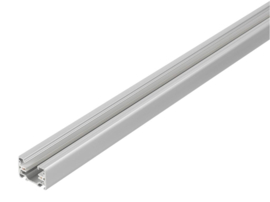 Lival opbouw 1-fase rail GB2100, 100cm aluminium