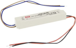 Mean Well LED driver, 350mA  6-48Vdc