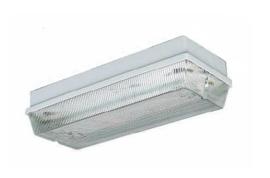Noodverlichting LED opbouw IP65