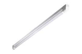 LED montagebalk 18W (vervanging 36W TL) incl. LED buis, lengte 124 cm
