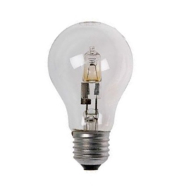 Eco halogeen lamp 70W 230V helder E27